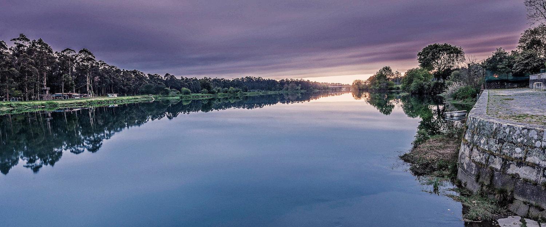 Vista do Rio Cávado