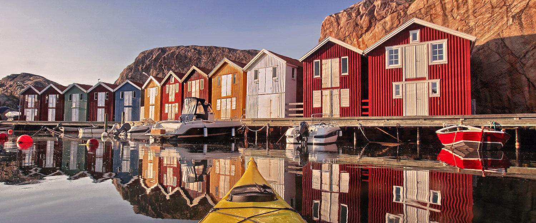 Ferienwohnungen und Ferienhäuser in Dalsland