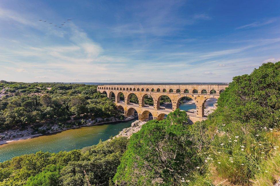 Ferienwohnungen und Ferienhäuser in Gard