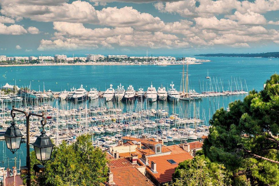 Pensionen und B&Bs in Cannes