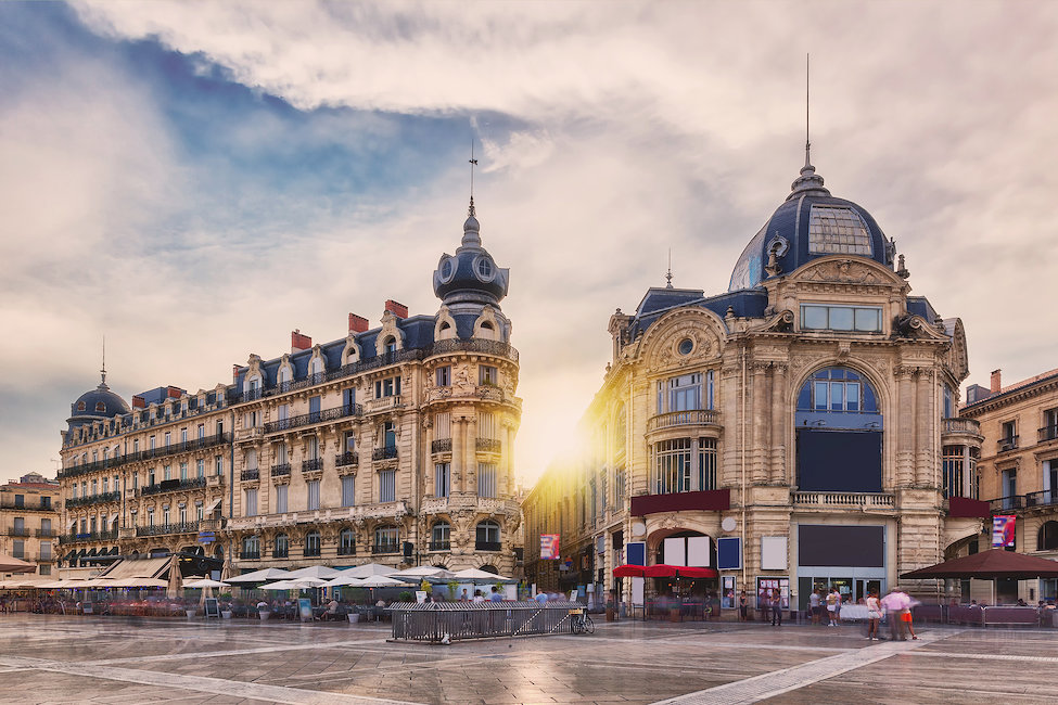 Casas e Apartamentos de Férias em Montpellier