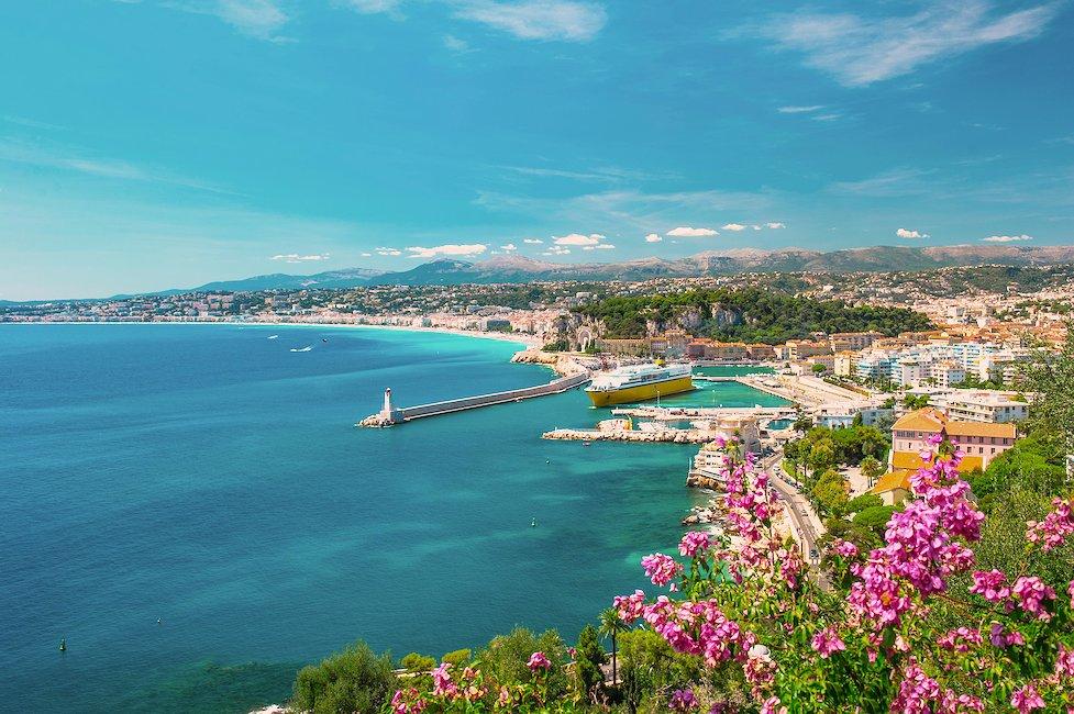 Pensionen und B&Bs in Nizza