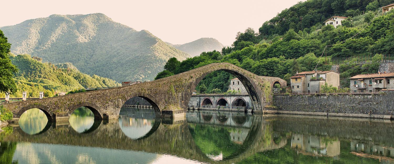 Ponte della Maddalena.
