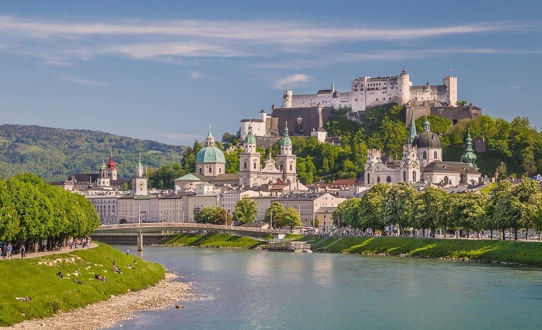 Hütten und Chalets in Salzburg
