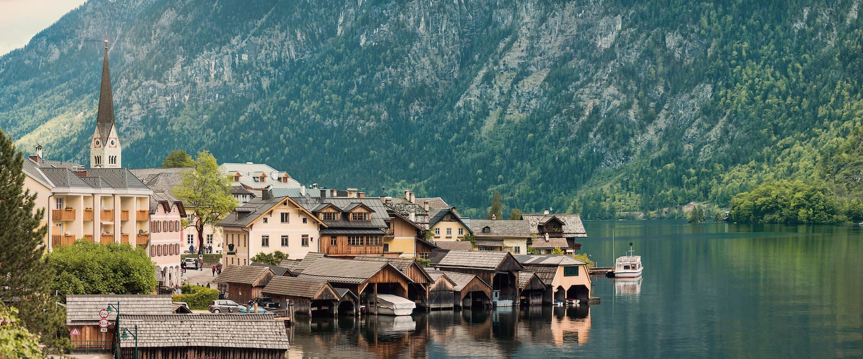 Log Cabins & Lodges in Austria