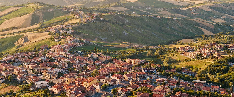 Ferienwohnungen und Ferienhäuser in San Marino