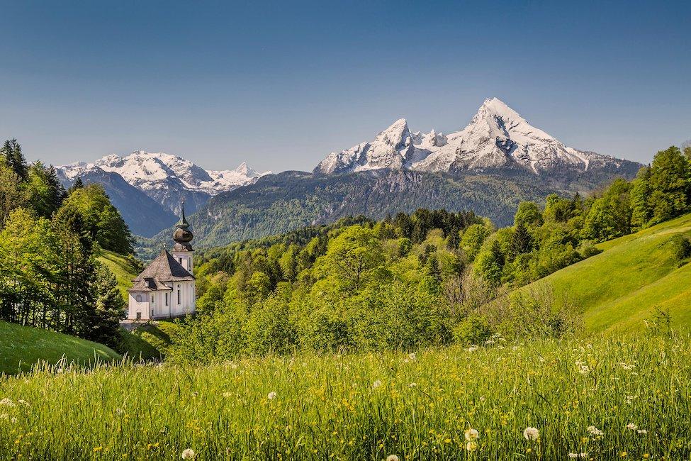 Hütten und Chalets im Pinzgau