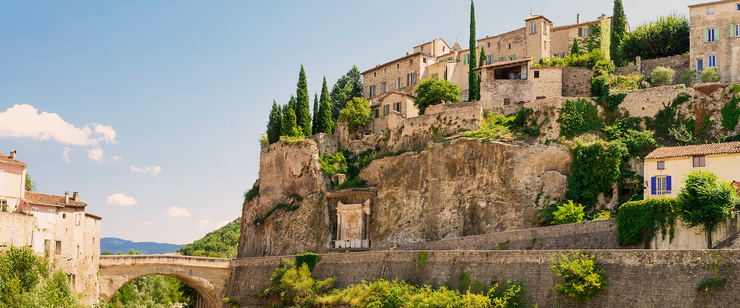 Holiday rentals and lettings in Vaison-la-Romaine
