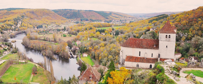Location de gîtes et de cottages à Rocamadour