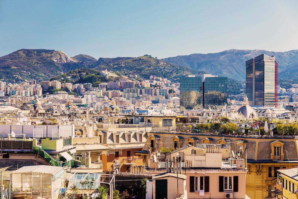 Vacation Rentals in Genoa