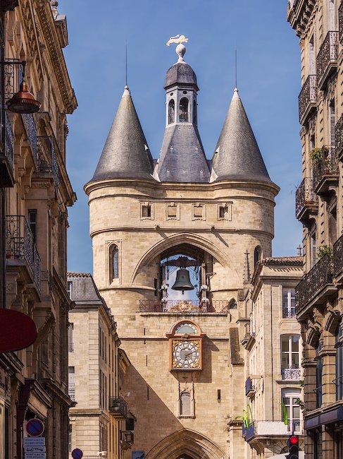 Die große Glocke von Bordeaux