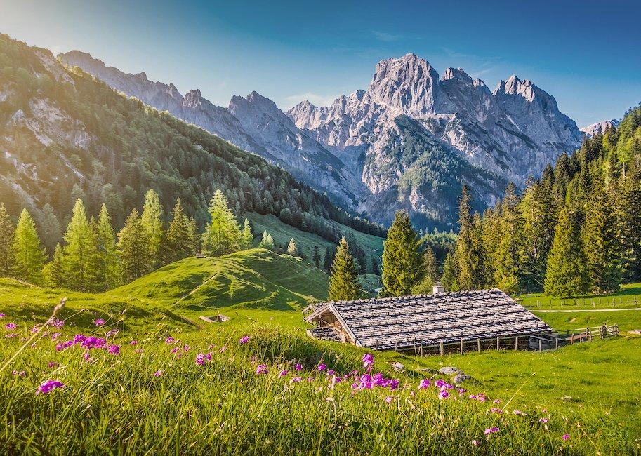 Ferienwohnungen und Ferienhäuser in den Schweizer Alpen