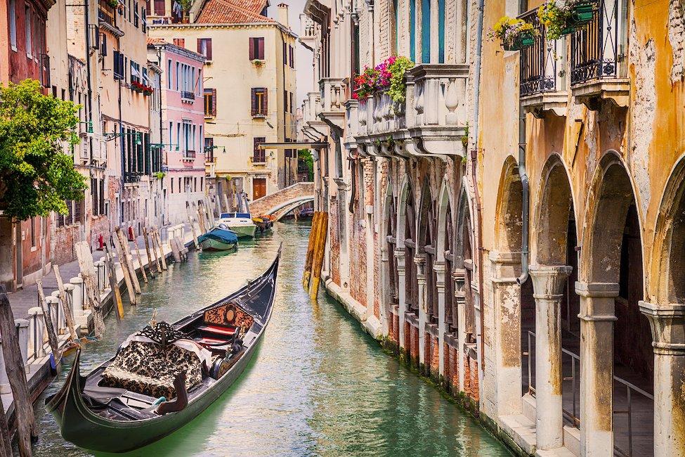 Pensionen und B&Bs in Venedig