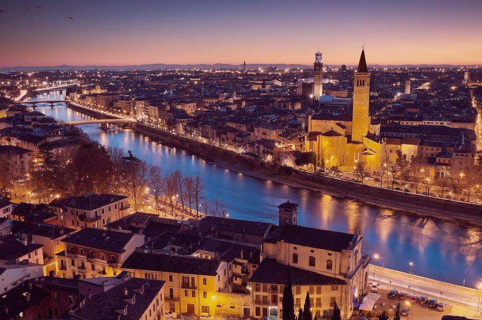 Departamentos y casas vacacionales en renta en Verona