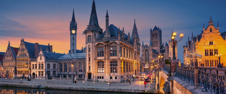 Vakantiehuizen in Gent