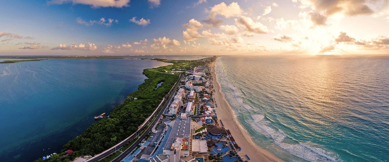 Departamentos y casas vacacionales en renta en Cancún