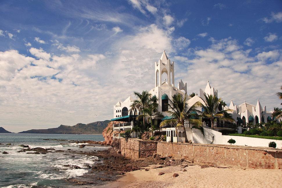 Departamentos y casas vacacionales en renta en Mazatlán