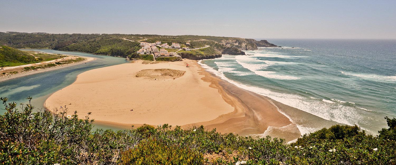 Praia Típica da Costa Vicentina