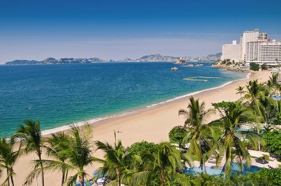 Resorts en Acapulco