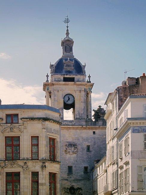 Horlogerie, La Rochelle