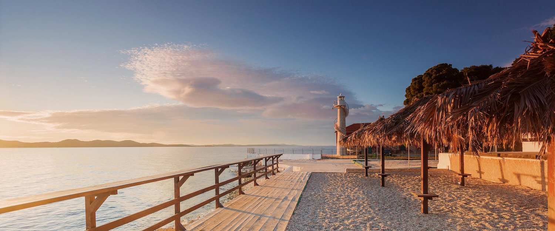 Leuchtturm von Zadar