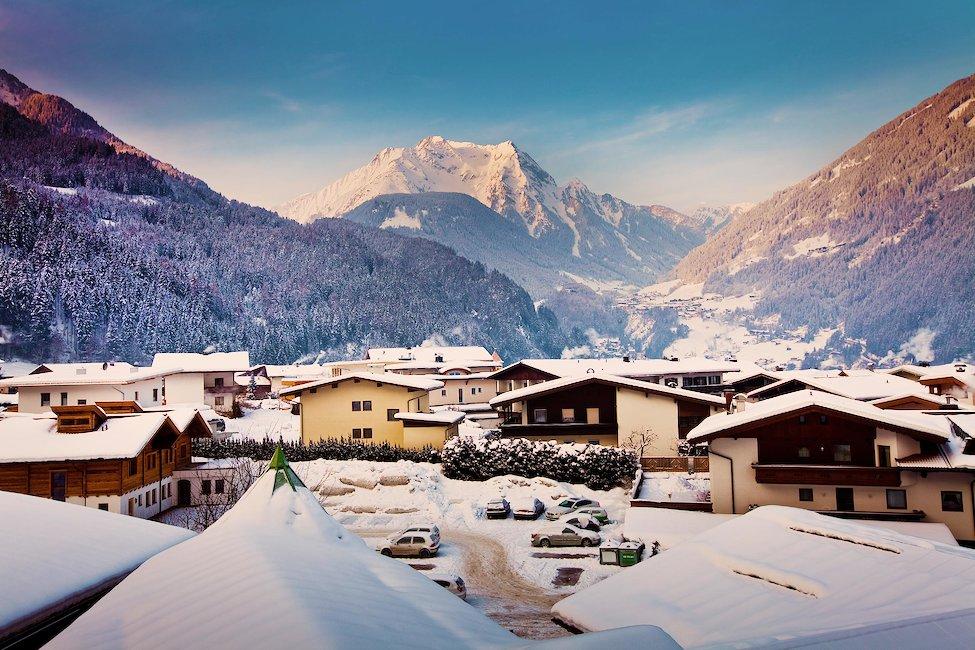 Zillertal / Mayrhofen: Ski-Busreisen Silvester 2020 / 2021