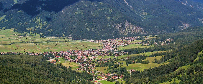 Vakantiehuizen in Ehrwald