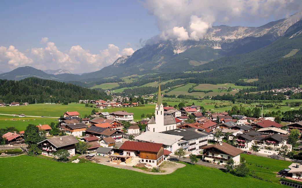 Urlaub in Ellmau dem Tiroler Filmdorf | Wilder Kaiser