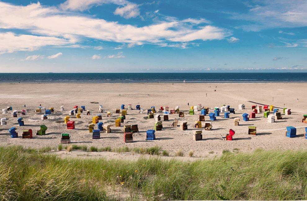 Ferienwohnungen und Ferienhäuser in Ostfriesland
