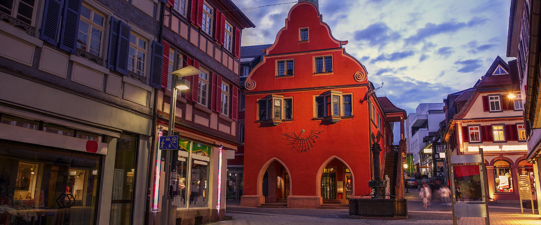 Altstadt von Lahr