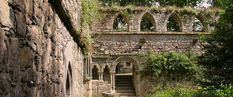 Ruine en Côte d'Armor