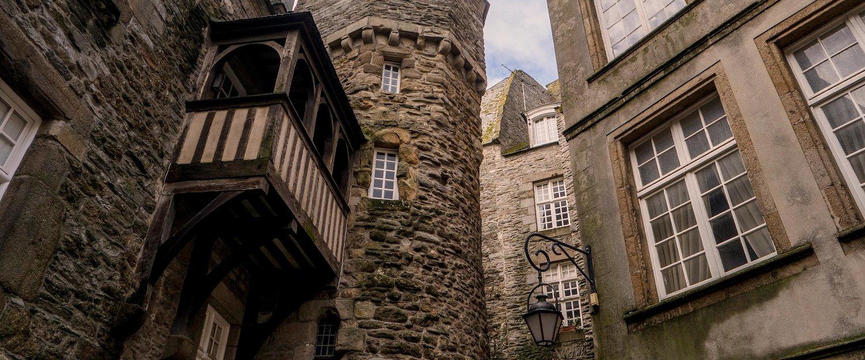 Ville Intramuros - Saint-Malo