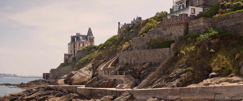 Ferienwohnungen und Ferienhäuser in Dinard