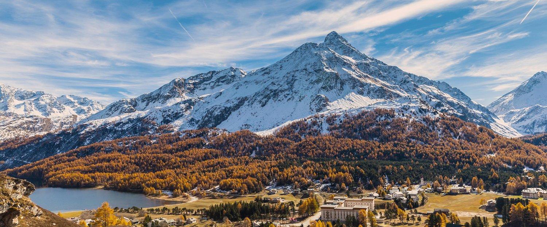 Ferienwohnungen und Ferienhäuser in St. Moritz