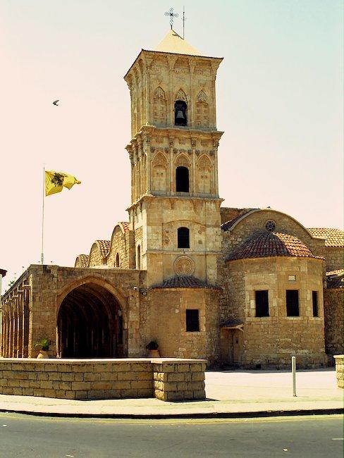 Agios Lazarus Kloster, Larnaca