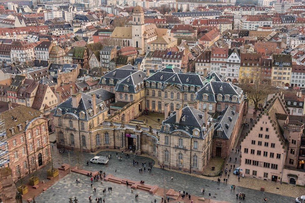 Pensionen und B&Bs in Straßburg