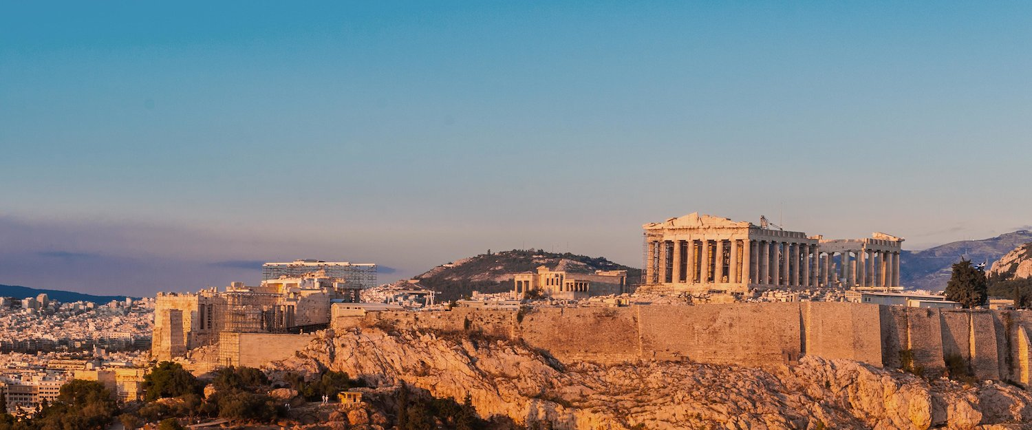 What a fascination Sight: The Acropolis of Athens