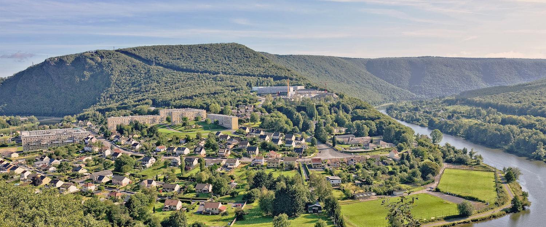 Petit village des Ardennes