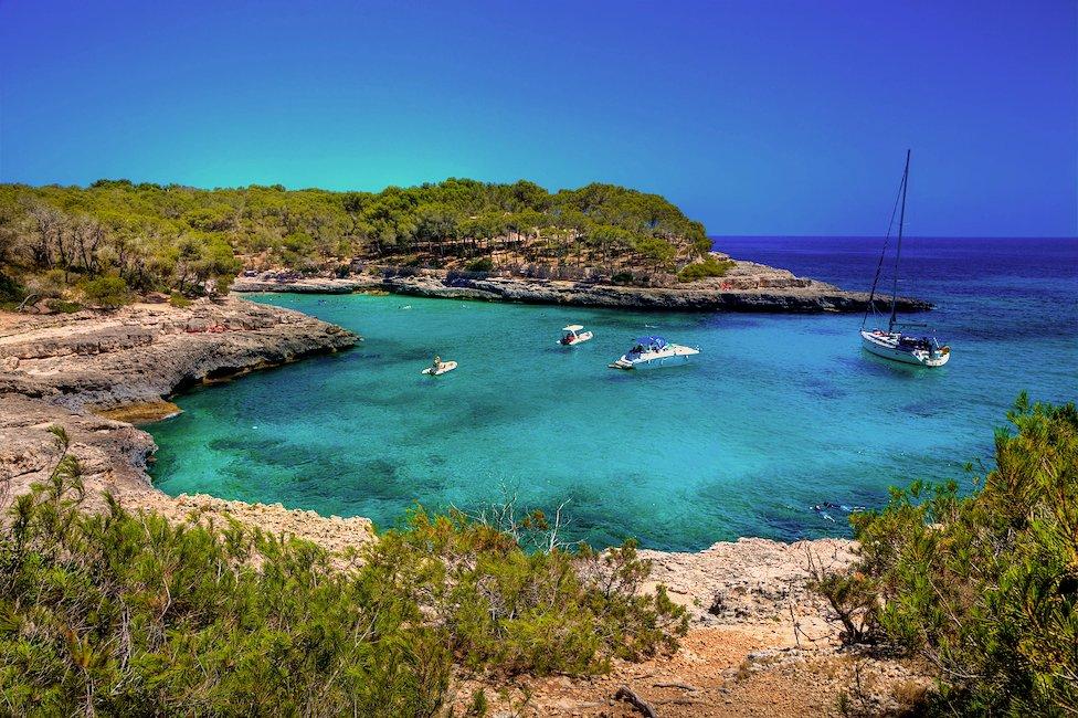 Pensionen und B&Bs auf Mallorca