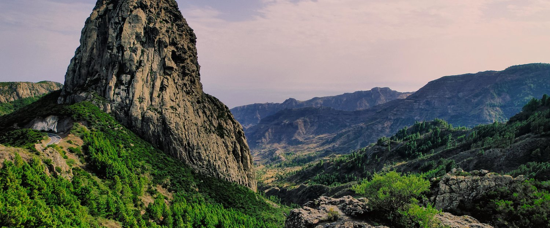 Un paisaje abrumador