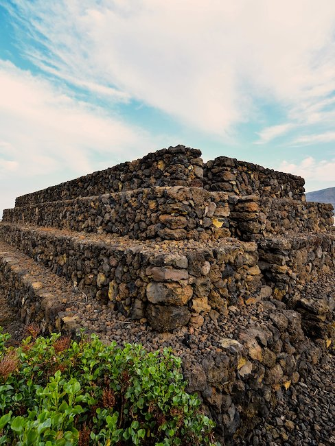 Visit the ancient Pyramids of Güímar