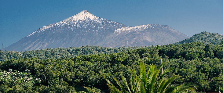 Berg Pico de Teide im Teide Nationalpark