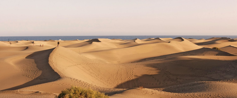 Ørken på Gran Canaria