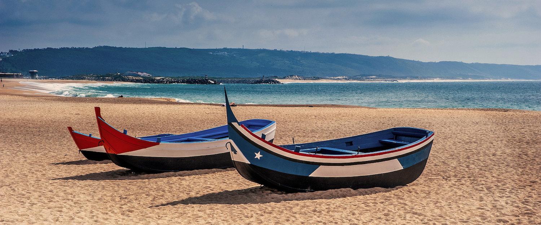 Praia na Costa de Prata