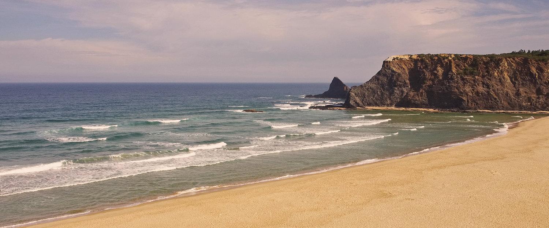 Praia na Costa Dourada