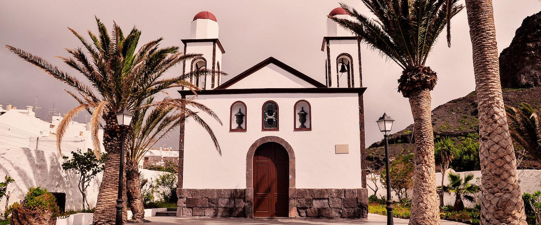 Iglesia católica de Agaete