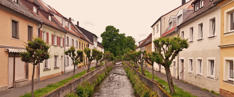 Floss in der Oberpfalz