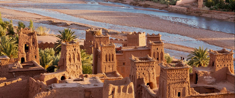 Antiga Cidade Marroquina