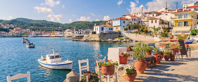 Villas in Samos