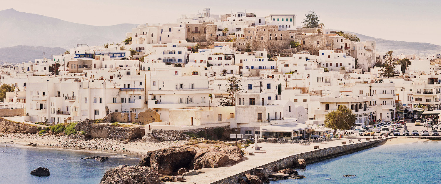 Holiday rentals and lettings in Naxos